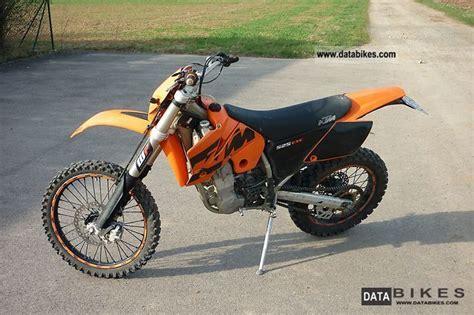 2003 Ktm 525sx 2003 Ktm 525 Exc