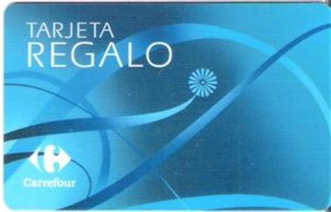Carrefour Gift Card Spain - gift card tarjeta regalo azul carrefour spain carrefour col carf 001b