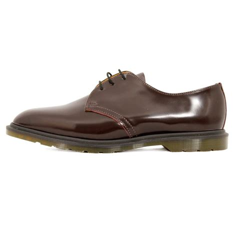 dr martens shoes for dr martens steed oxblood shoes 14348601