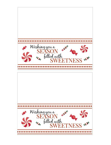 Wishing You A Season Filled With by Free Printable Treat Bag And Vera