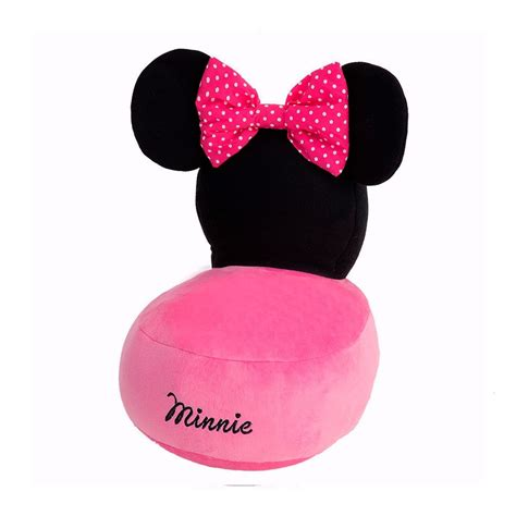 silla puff silla sillon puff para bebe o ni 241 o decoracion minnie mouse