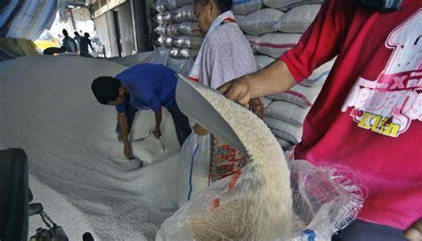 Ukuran Karung Beras Bulog harga beras mulai naik bulog gelar operasi pasar bisnis