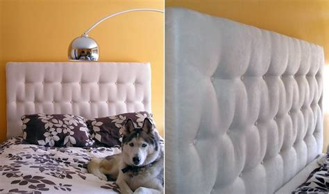 do it yourself tufted headboard 34 diy headboard ideas