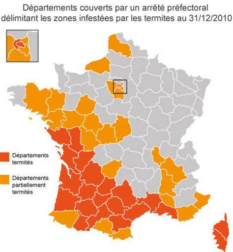 Comment Savoir Si On A Des Termites 1963 by Termites Bois Comment Les 233 Liminer Ooreka