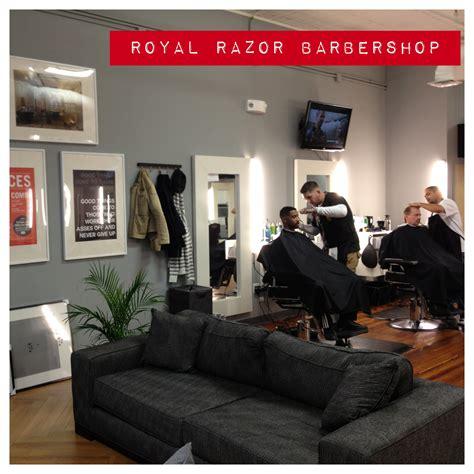 barber downtown dc veteran entrepreneur s successful baltimore barbershop