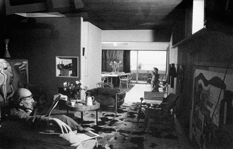 salon willy le corbusier by willy rizzo appartement 24 rue nungesser