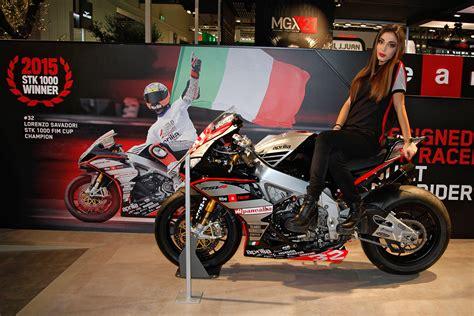 Aprilia Motorräder 2015 by Aprilia Auf Der Eicma 2015