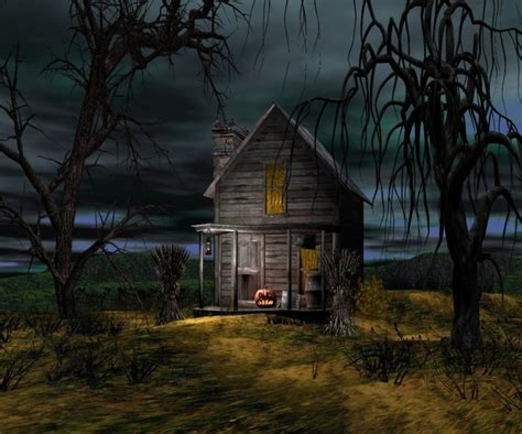 Haunted Cabins by Haunted Houses Pictures Daily Pictures