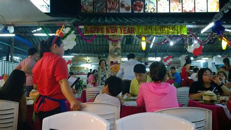 cameriere chagne point of view patong seafood restaurants travel