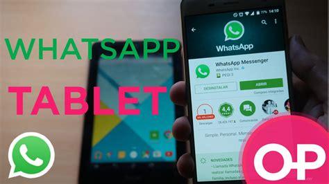 tutorial instalar whatsapp en ipad como instalar whatsapp en la tablet tutorial youtube