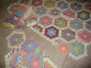 grandma flower garden quilt pattern december 2010 sewmod