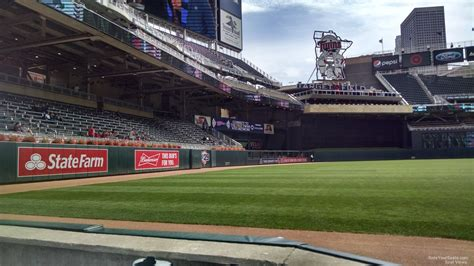target 1 section target field section 126 rateyourseats com