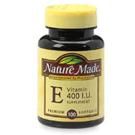 e supplements review vitamin e supplement review
