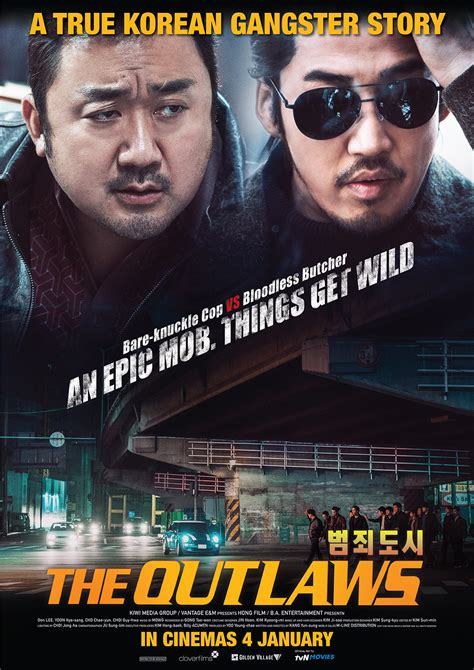 The Outlaws the outlaws korean 범죄도시 犯罪都市 review
