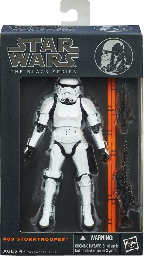 Sale Topeng Stormtrooper Starwars wars black series wave 3 figures stormtrooper forbiddenplanet uk and