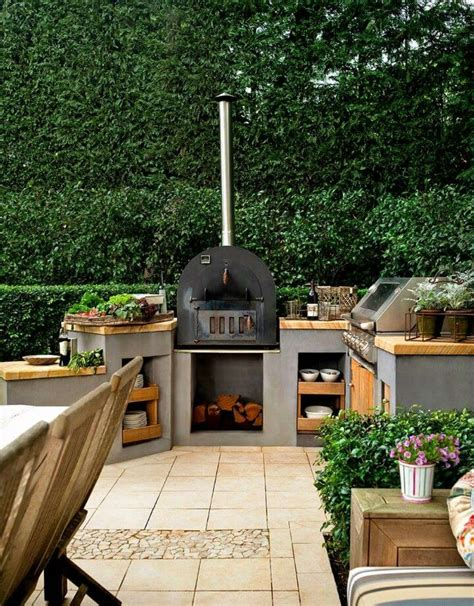 backyard bbq area 25 best ideas about outdoor barbeque area on pinterest best outdoor grills outdoor