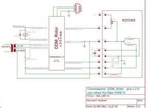 ham 4 rotor schematic ham get free image about wiring diagram