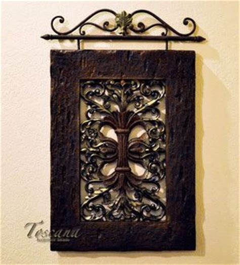 wall decor catalog for hacienda country and