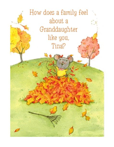 printable birthday cards granddaughter thankful for granddaughter greeting card thanksgiving