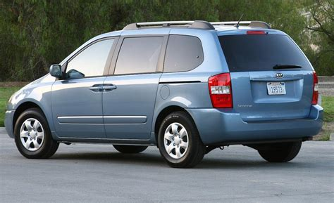 Kia Minivan 2008 Car And Driver