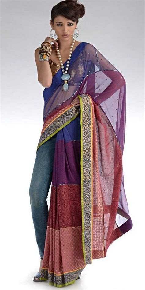 modern saree draping styles 17 best various sarees drapes images on pinterest indian