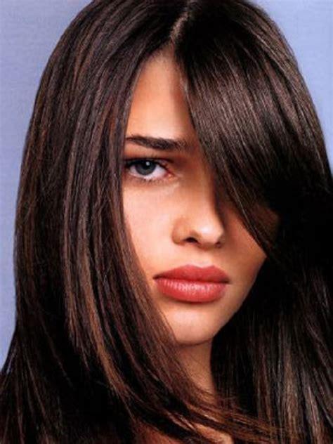 hair color very dark brown 10 fotos de cabello castano oscuro peinados cortes de pelo