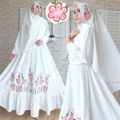 Jilbab Harian Kerudung Syari Jilbab Pesta Jilbab Santai Jilbab Instan 10 baju gamis syari woolpeach bordir busana muslim modern