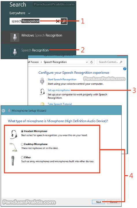 tutorial menggunakan nmap di windows cara mengatur dan menggunakan speech recognition di