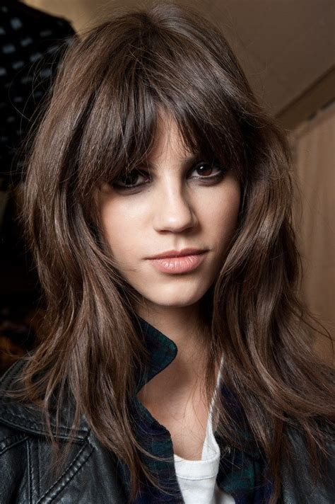 hair styles with slanted fringes 25 best ideas about french haircut on pinterest french