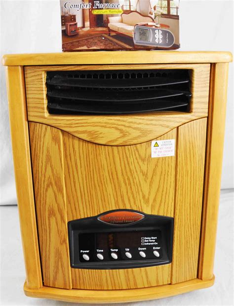 comfort furnace infrared heater manual comfort furnace electric heater infrared oak uv light