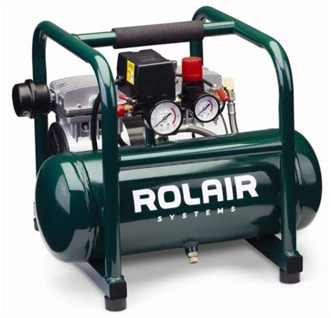 review rolair jc10 air compressor