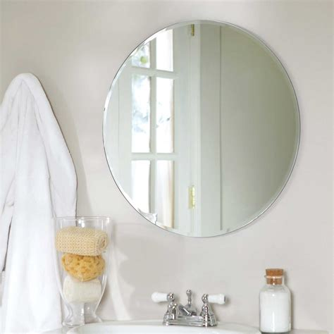 round bathroom wall mirrors incredible bathroom vanity mirror ideas cool modern with