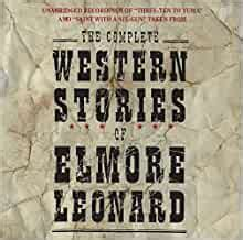 complete western stories  elmore leonard cd leonard