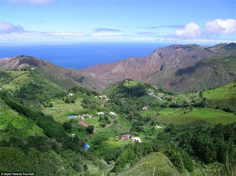 St Helena st helena s 163 218m airport is about to change it forever daily mail