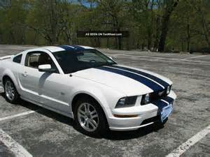 2005 Ford Mustang Gt 2005 Ford Mustang Gt