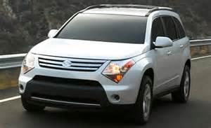 2007 Suzuki Xl7 Reviews Car And Driver