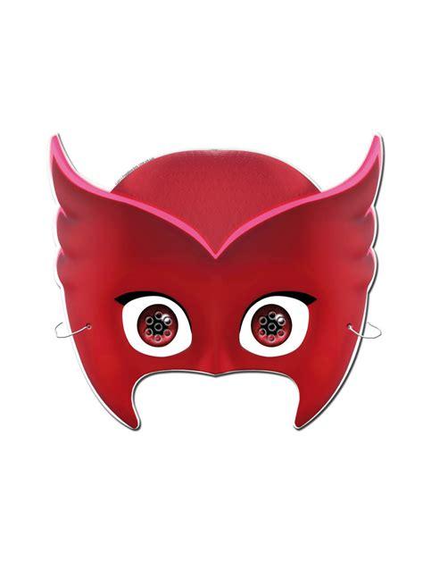 Pj Masks Set Isi 6 set of 6 pj masks eye mask fast delivery funidelia