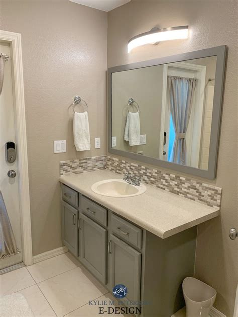 paint colours   bathroom vanity including