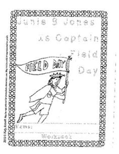 Junie B Jones Book Report Template 1000 Images About Book Report On Junie B