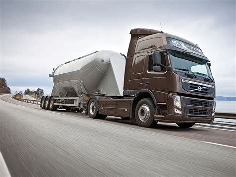 volvo truck volvo fm trucks global edition environment