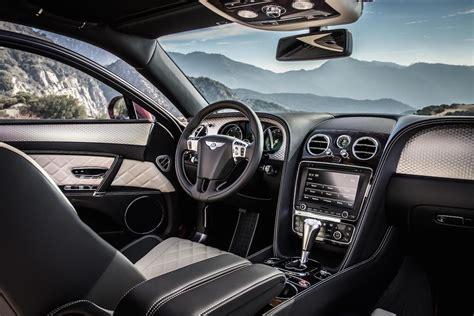 bentley flying spur interior 2016 bentley flying spur v8 s revealed ahead geneva debut
