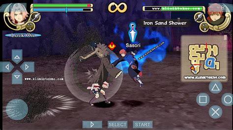 mod game naruto ultimate ninja impact setting ppsspp game naruto shippuden ninja impact basedroid