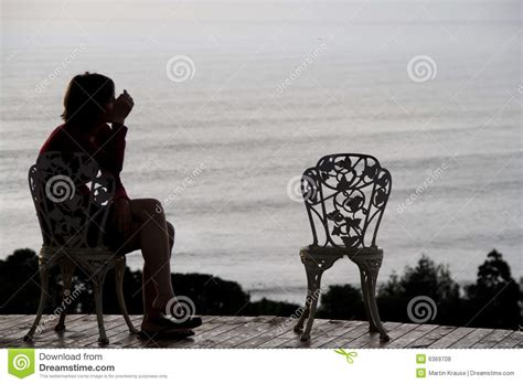 lonely girl royalty  stock  image