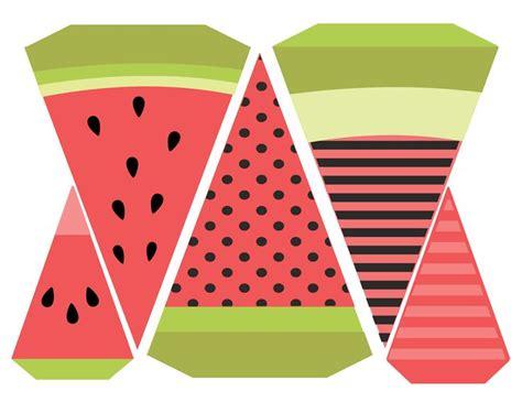 printable watermelon banner watermelon illustration google search illustration art