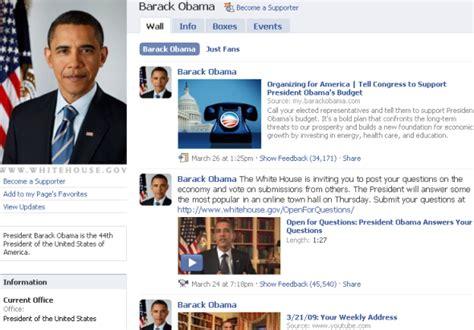 biografía corta de barack obama breve historia de facebook comunidad en la red