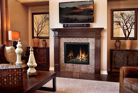 With Fireplace by Interior Design Rustic Corner Fireplace Design For Your