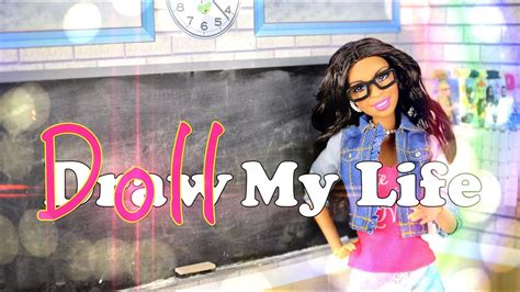 darbie show doll  life toyas real life youtube