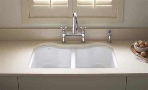white cast iron sink cast iron sinks guide the kitchen sink handbook