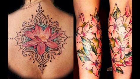 imagenes de tatuajes de rosas para mujeres tatuajes para mujeres flores youtube