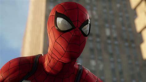 wallpaper spider man ps hd  games
